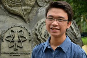 RxBox Area Coordinator Romeo Luis A. Macabasag